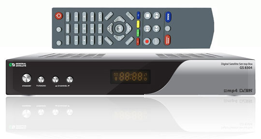 gs-8304 digital satellite receiver