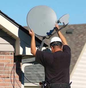 ustanovka antenn