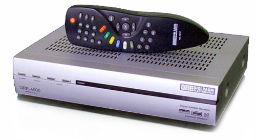 DRE-4000 for tricolor tv