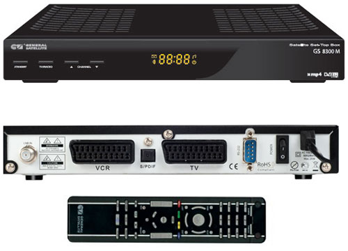 gs-8300m for tricolor tv