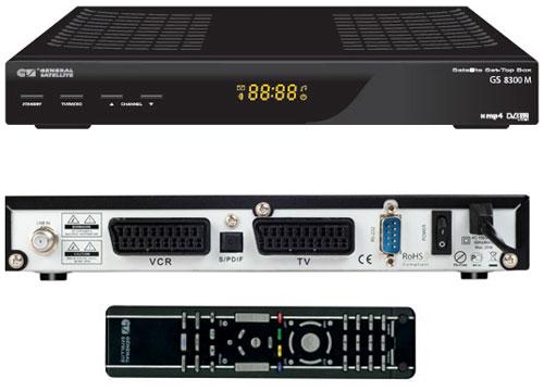 gs-8300m for tricolor tv