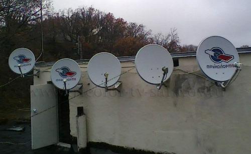 tricolor sputnikovye antenny v saratove
