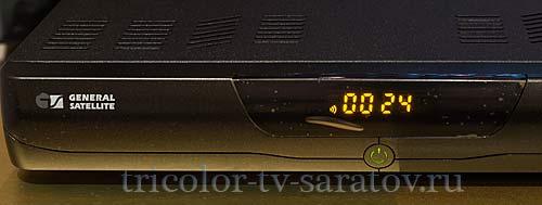 resiver trikolor tv panel