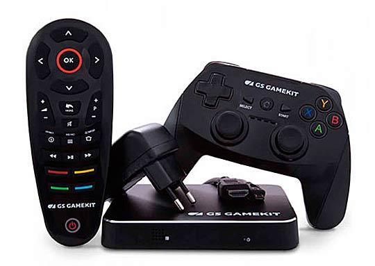 gamekit konsol