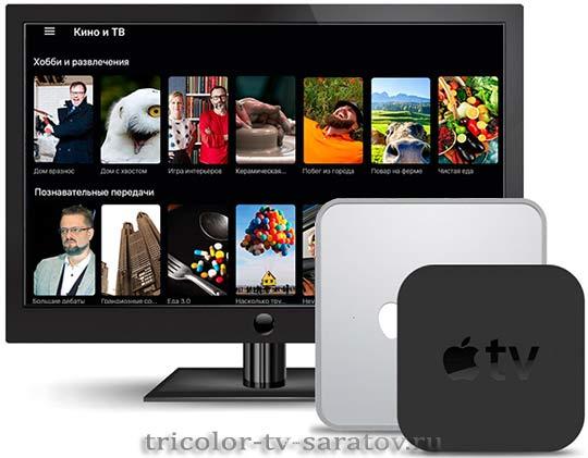 приложение на apple tv